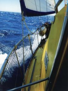 Ham radio assists in sea rescue